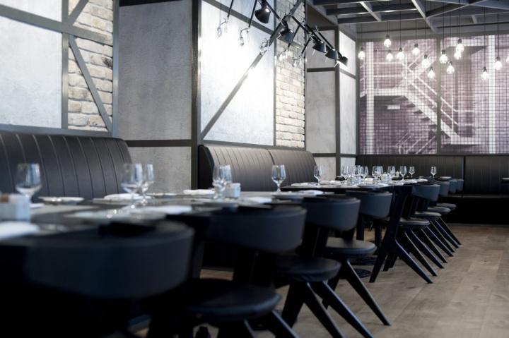 Restaurant Interior Shopfitting