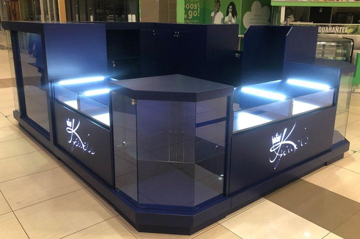 kiosk rentals